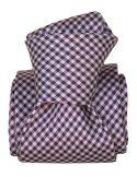 Cravate Segni Disegni LUXE, Faite main, Madrid violet Segni et Disegni Cravates