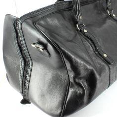Augusto, sac voyage, Noir, black