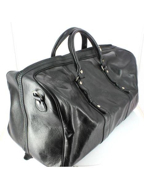 Augusto, sac voyage, Noir, black Natalizia Sac de voyage