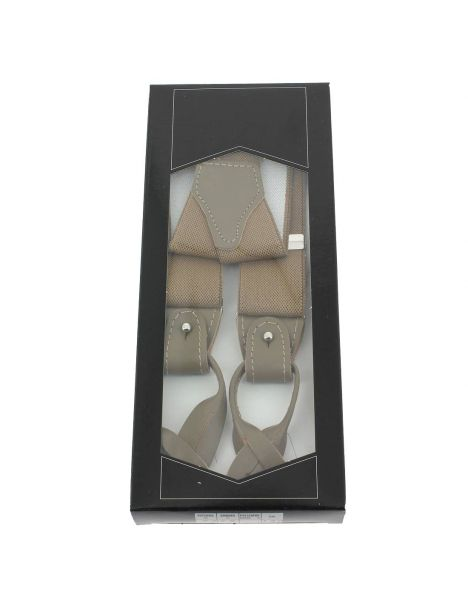 Bretelle 3 attaches Hercule, taupe