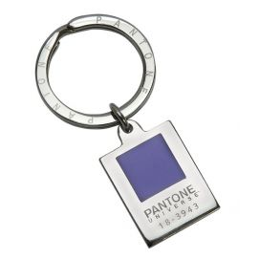 Porte clés Pantone, Sonia Spencer, Blue Iris Sonia Spencer Porte clés