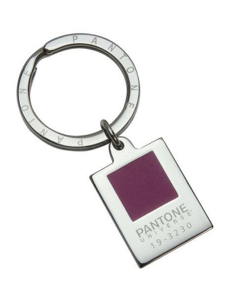 Porte clés Pantone, Sonia Spencer, Grape Juice Sonia Spencer Porte clés