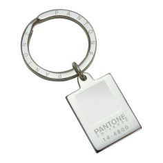 Porte clés Pantone, Sonia Spencer, Blanc de Blanc