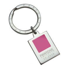 Porte clés Pantone, Sonia Spencer, Ibis Rose