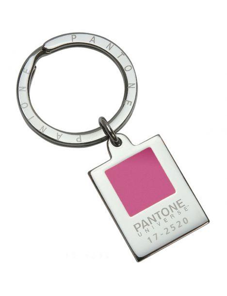 Porte clés Pantone, Sonia Spencer, Ibis Rose Sonia Spencer Porte clés