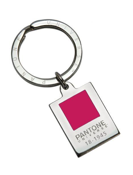 Porte clés Pantone, Sonia Spencer, Bright Rose Sonia Spencer Porte clés