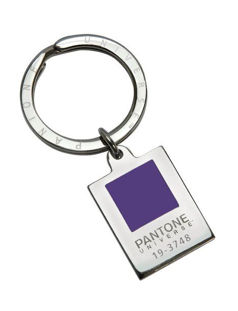 Porte clés Pantone, Sonia Spencer, Prism Violet Sonia Spencer Porte clés