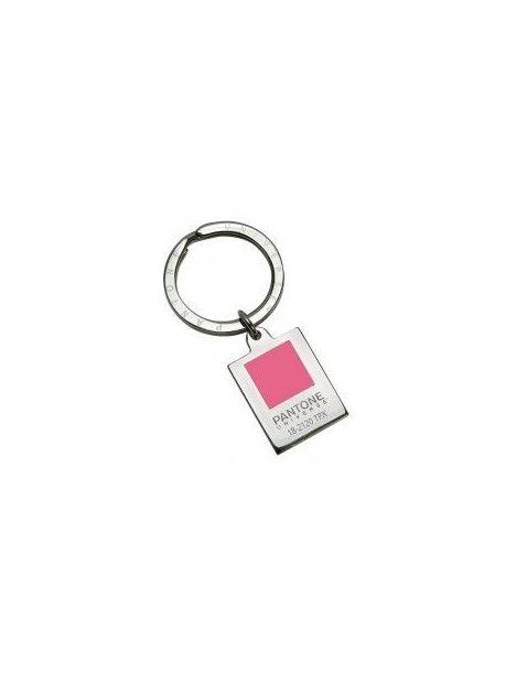 Porte clés Pantone, Sonia Spencer, Honeysuckle Pink Sonia Spencer Porte clés