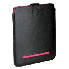Etuis Noir/rose cuir Ipad 1,2 et 3, Dulwich Dulwich Designs Etuis Tablettes
