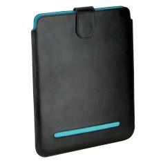 Etuis Noir/turquoisecuir Ipad 1,2 et 3, Dulwich Dulwich Designs Etuis Tablettes