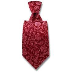 Cravate Robert Charles Pasadena rose Robert Charles Cravates