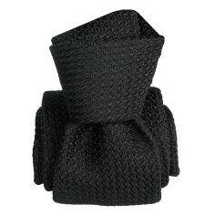 Cravate grenadine de soie, Segni et Disegni, Beverly009