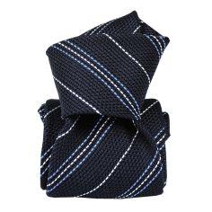 Cravate grenadine de soie, Segni & Disegni, Daytona 1 Segni et Disegni Cravates