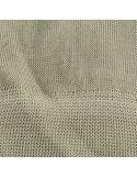 Mi chaussette, 100% fil d'écosse Sable. Semelle double Labonal Chaussettes