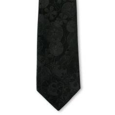 Cravate Robert Charles Valentina noir