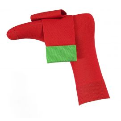 Chaussette rouge Navarra Von Jungfeld Chaussettes