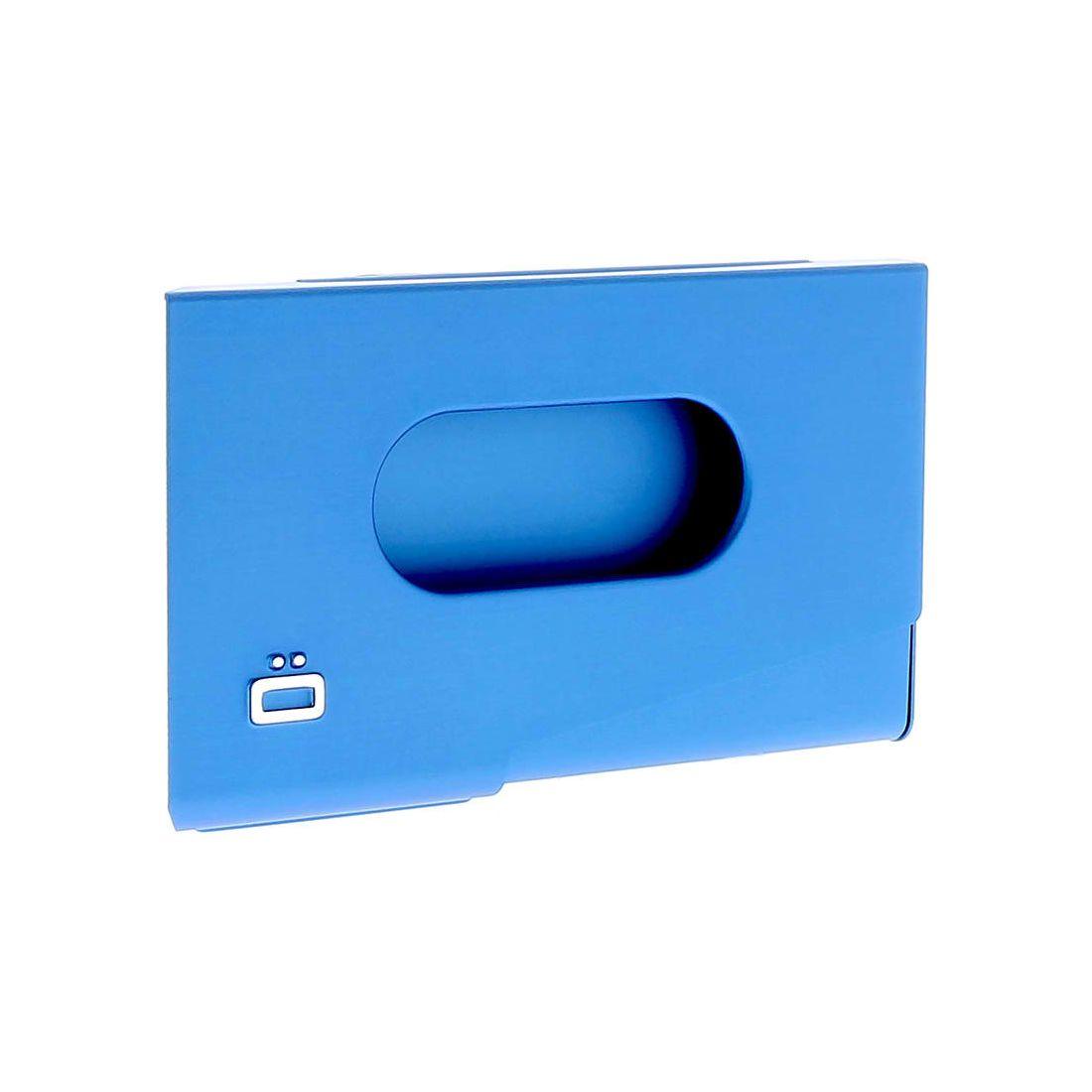 Porte Carte De Visite Alu Bleu Ogon Design One Touch Designs Loading Zoom