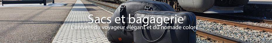 sacs pour hommes en cuir, en tissus, pour voyage ordinateur ou toute autre activité