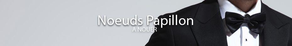 Bienvenue dans la categorie Noeud Papillon à nouer sur Cravate Avenue - noeud-papillon-a-nouer