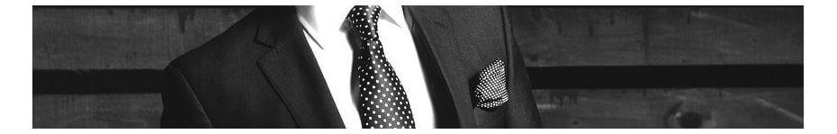 Cravates blanches