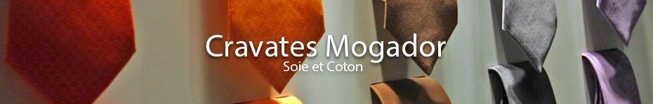 Cravates Mogador