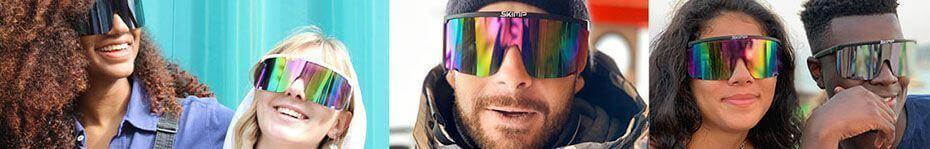 lunettes pour homme. pour le soleil ou pour le style