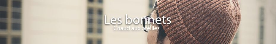 Bonnets pour homme
