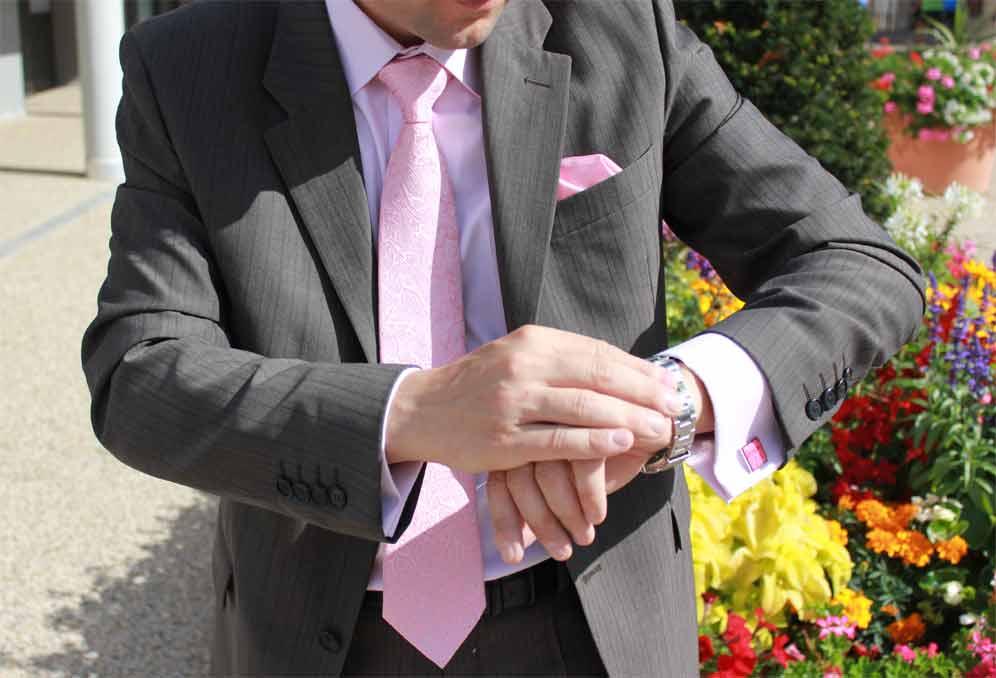 double coupon recherche de liquidation mieux cravate rose, noeud papillon et accessoires de couleur rose