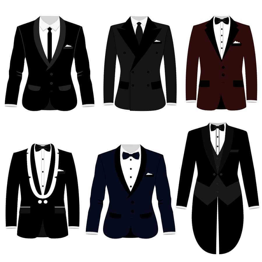 costumes coupe homme