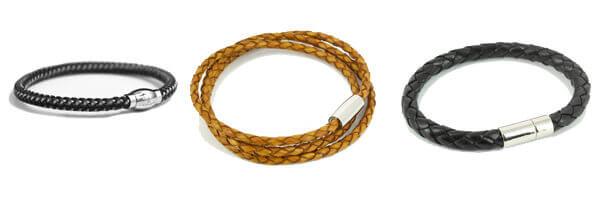 Bracelet tressé Homme Monart et kennett