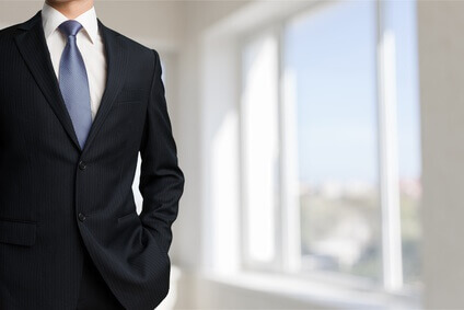 business - homme d'affaires