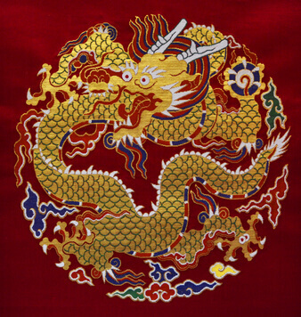dragon chinoix