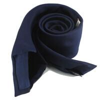 Cravate soie 6 plis, Marino, Faite à la main