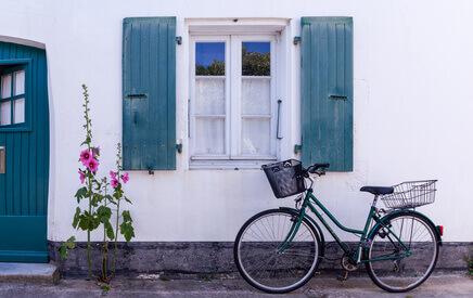 ile de Ré en vélo