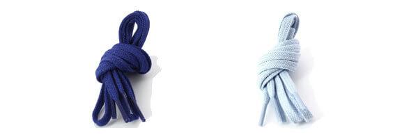 lacets-plats-coton-couleur-bleu