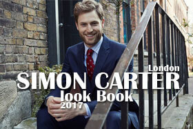 Simon Carter Look Book 2017