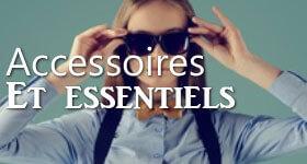 accessoires et essentiels