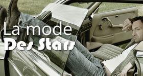 Lamode des stars