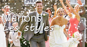 Marions les styles