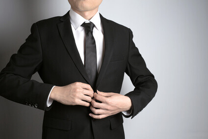 Man with suit - homme en costume