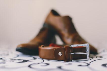 chaussures homme et accessoires cuir