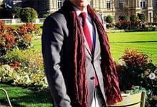 cheche homme en coton