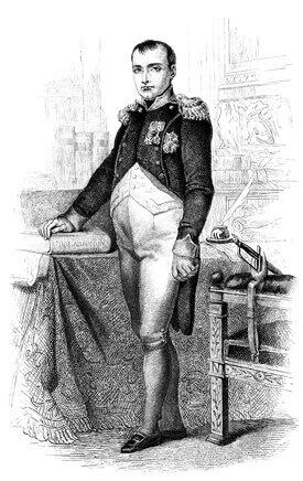 tenue napoleon Bonaparte