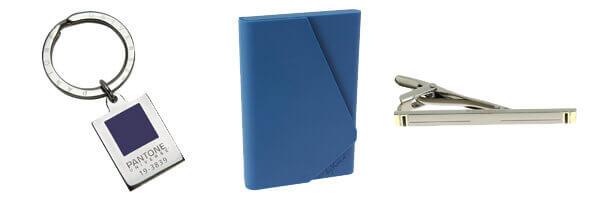 Porte clés Pantone, Sonia Spencer, Blue Ribbon et accessoires
