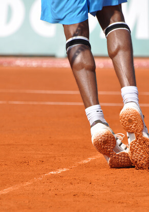 chaussures et chaussettes sport