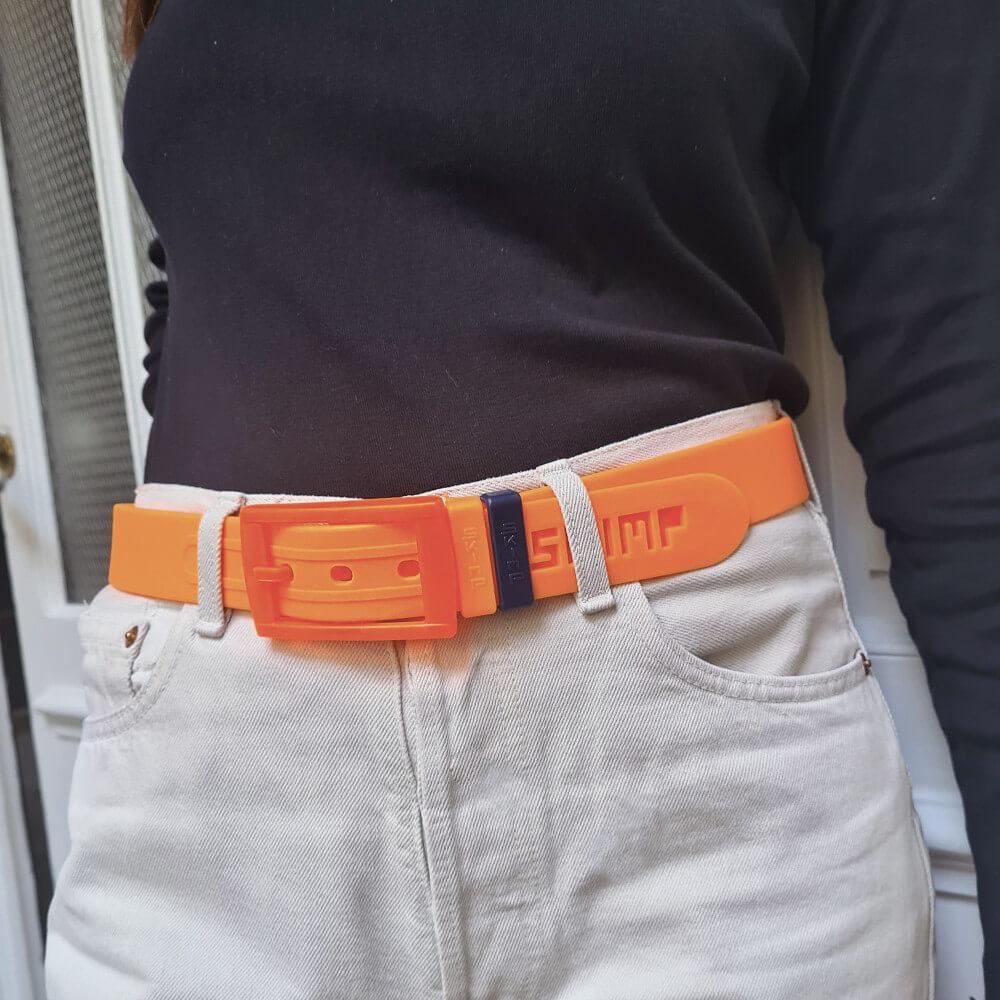 ceinture skimp orange