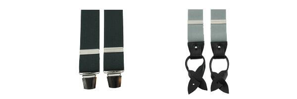 bretelle-4-clips-gris-fonce et hercule gris claire