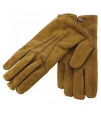 gant-cuir-camel-luxe-homme-daim-cachemire-fait-main-en-italie