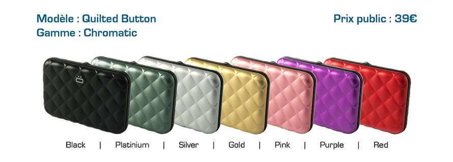 gamme quilted button ogon designs