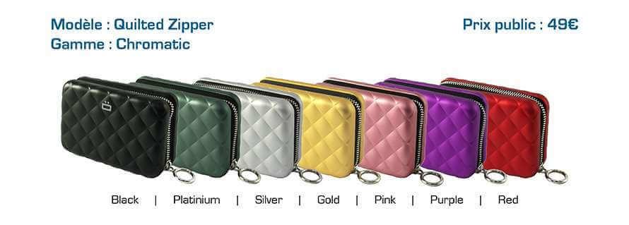 gamme zipper ogon designs
